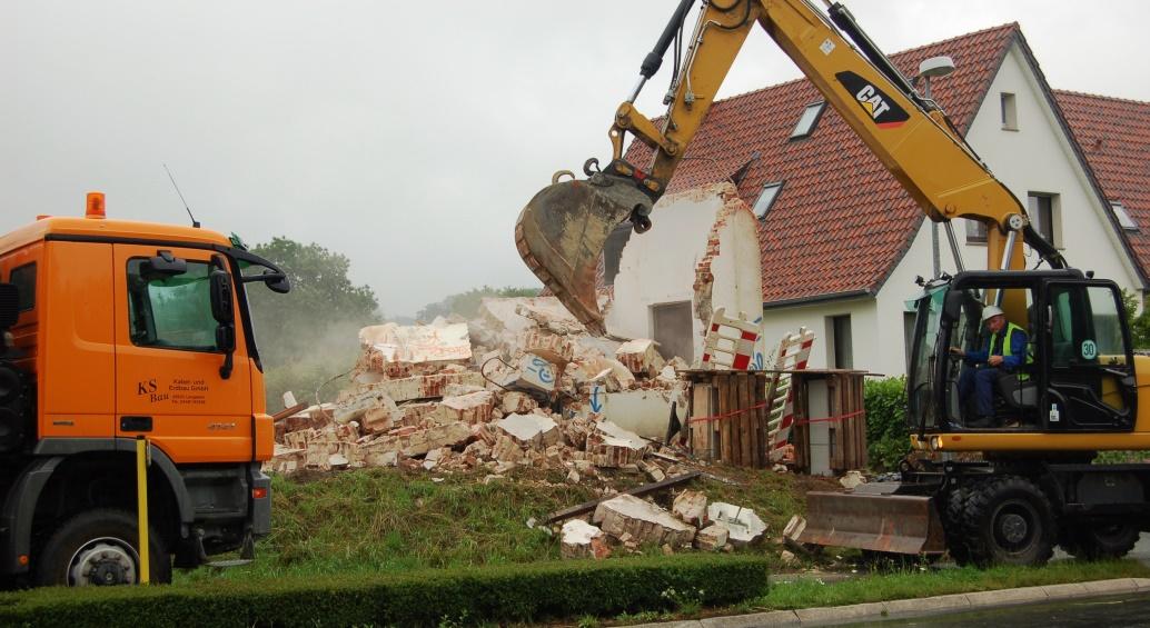 Abriss_Turmstation-Lengerich